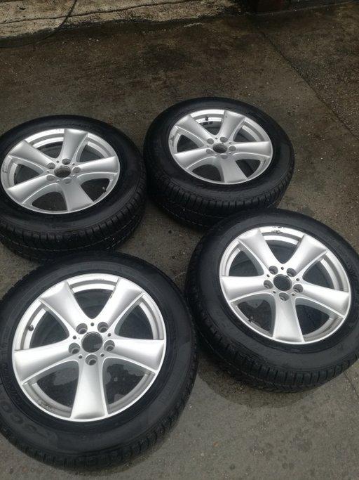 Roti aliaj bmw x5 iarna 255-55-18 pirelli