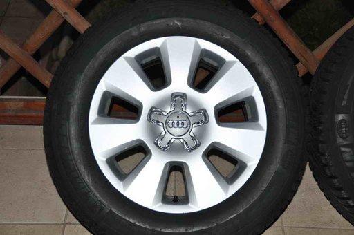 Roti Iarna 16 inch Originale Audi A6 4G C7 225/60/R16