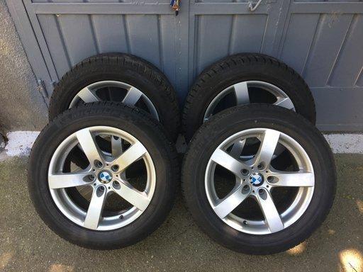 Roti Iarna Jante 235/55 R17 BMW Seria 2 3 4 5 GT 6 anvelope Michelin