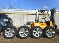 Roti, jante aliaj 18', anvelope iarna 255 55 18 pentru BMW X5, X6