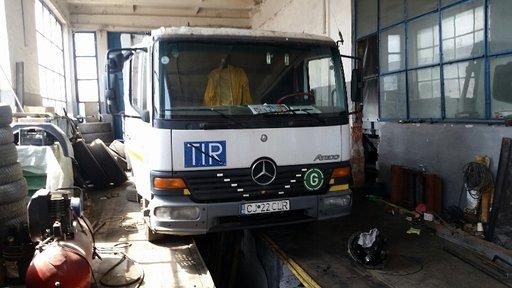 Roti - Mercedes-Benz Atego 815 L, an 2001