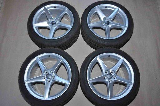 Roti Vara 18 inch Audi A5 8T 8F A4 8W A6 4F 4G Pirelli 245/40 R18