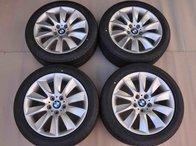 Roti Vara 18 inch Originale BMW Seria 5 6 F10 F11 F12 F13 Dunlop 245/45 R18 fata si 275/40 R18 spate