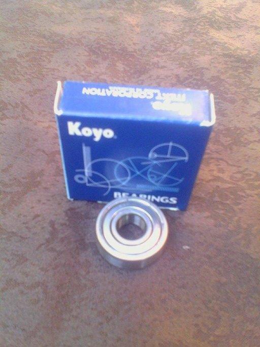 Rulment pompa servodirectie Clio,Symbol,Kangoo