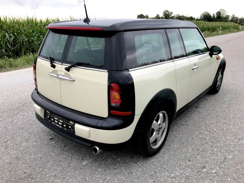 Rulou polita portbagaj Mini Clubman 2009 Hatchback 1.4