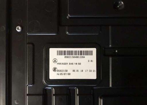 SAM spate mercedes s w221 cod a2215451632