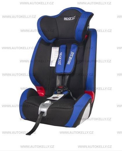 Scaun auto copii SPARCO 9-36kg