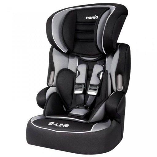 Scaun Copii Auto Nania B-Line Sp Luxe Agora Black 584008