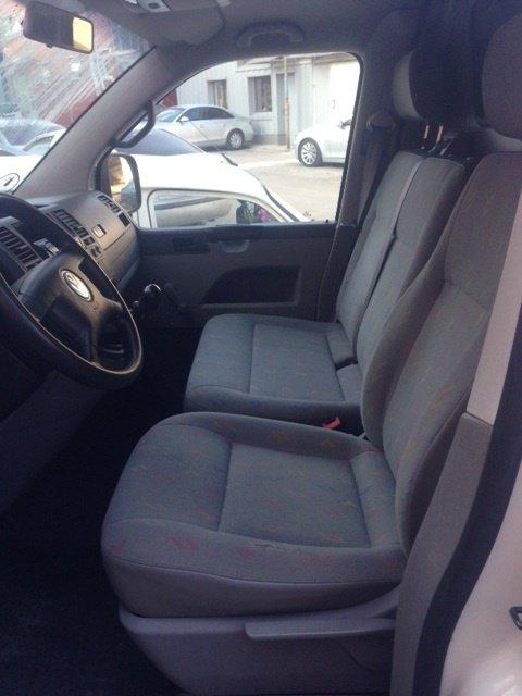 Scaun sofer VW Transporter T5 2003 2009
