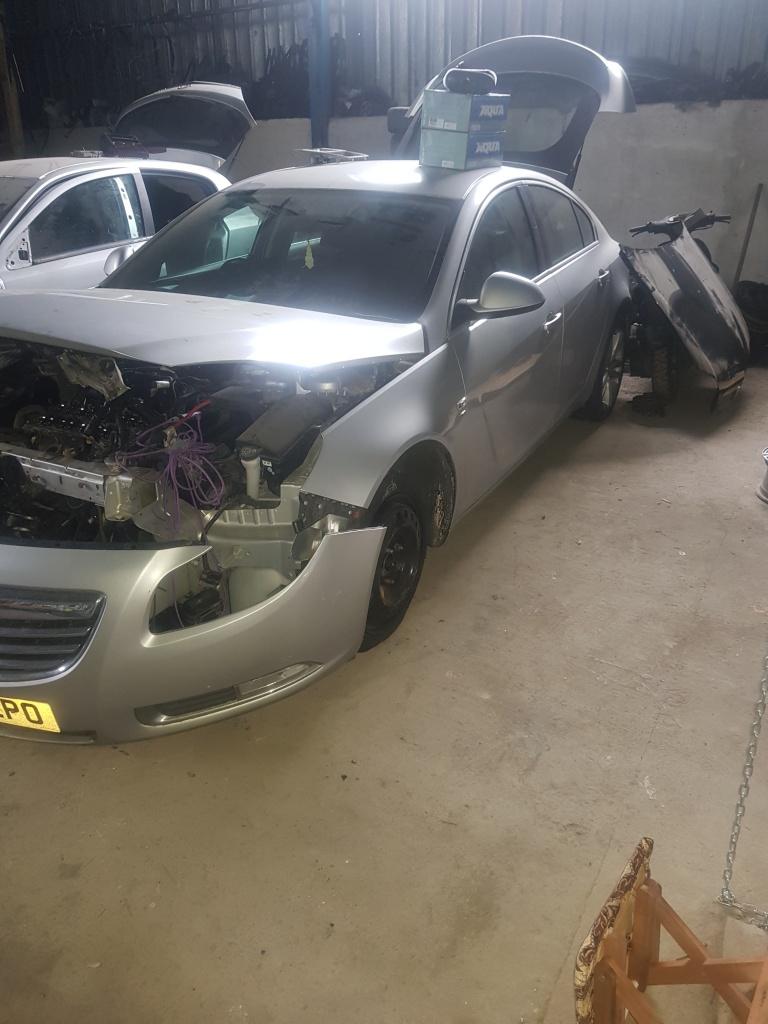 Scaune fata Opel Insignia A 2010 hatchback 2.0 cdti