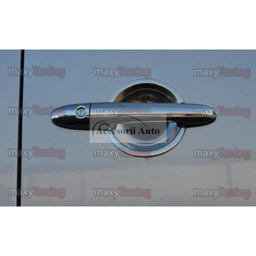 Scoica inox manere exterioare Mercedes Vito W639 2004-2010