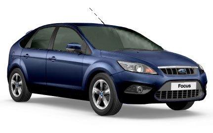 Scut auto Ford Focus 2004-2010