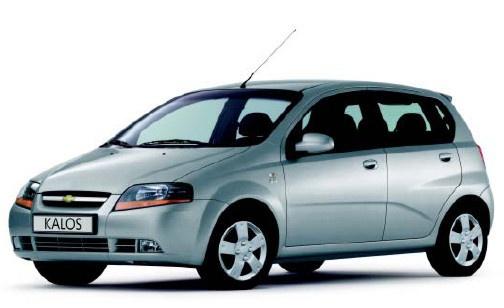 Scut motor Chevrolet Kalos