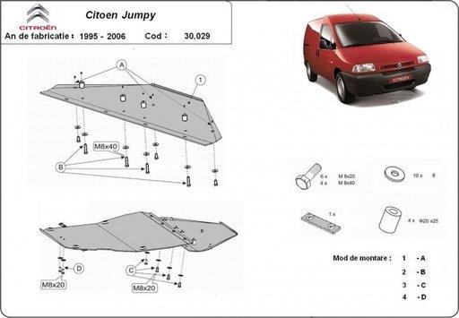 Scut motor Citroen Jumpy (1995-2006)