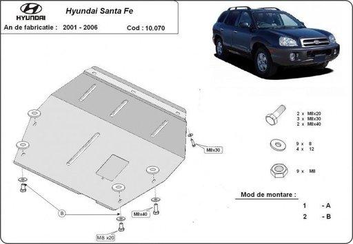 Scut motor Hyundai Santa Fe 2001-2006 NOU sigilat