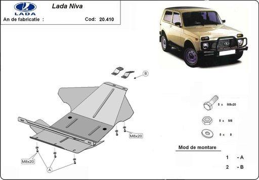 Scut Motor Lada Niva