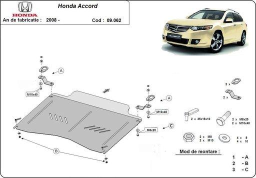 Scut motor metalic Honda Accord
