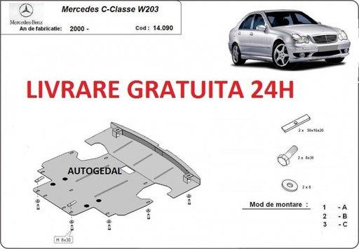 Scut motor metalic Mercedes C-Class W203 2.2 Diesel 2000-2007 COD:14.088