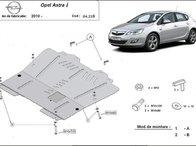 Scut motor metalic Opel Astra I si Astra J dupa 2010