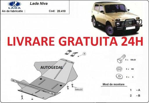 Scut motor metalic otel 2,5mm Lada Niva 1995-prezent COD:20.410