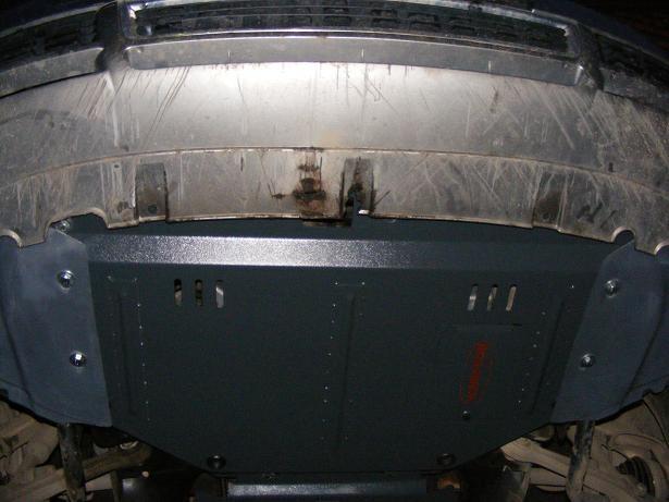 Scut motor metalic otel 2 mm Audi A4 B7 2005-2008 COD:02.007