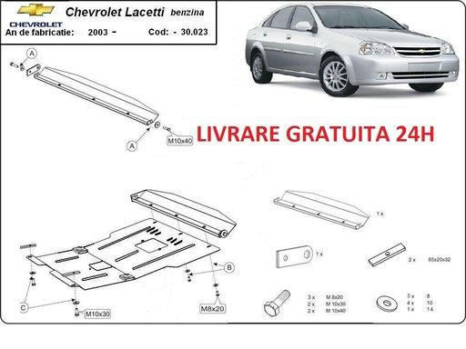 Scut motor metalic otel 2 mm Chevrolet Lacetti 2004-prezent COD: 30.023