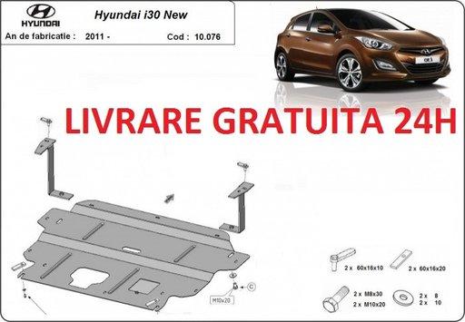 Scut motor metalic otel 2 mm Hyundai i30 2011-2014 COD:10.076