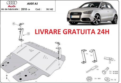 Scut motor metalic otel 2mm Audi A1 2010-2017 COD:30.142