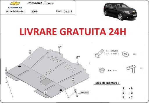 Scut motor metalic otel 2mm Chevrolet Orlando 2011-prezent COD:04.218