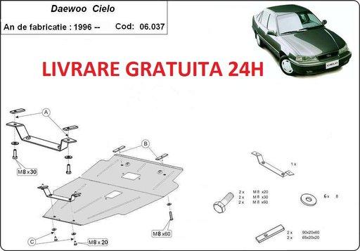 Scut motor metalic otel 2mm Daewoo Cielo 1995-2008 COD: 06.037