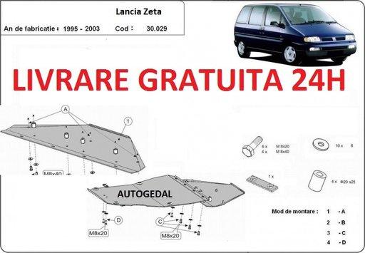 Scut motor metalic otel 2mm Lancia Zeta 1995-2003 COD:30.029