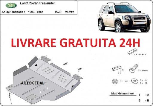 Scut motor metalic otel 2mm Land Rover Freelander 1997-2007 COD:29.212