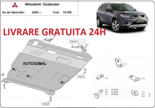 Scut motor metalic otel 2mm Mitsubishi Outlander 2006-2012 COD:15.095