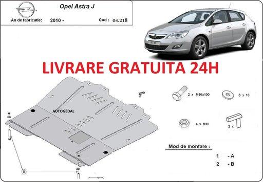 Scut motor metalic otel 2mm Opel Astra J 2010-prezent COD:04.218