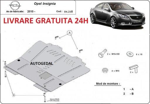 Scut motor metalic otel 2mm Opel Insignia 2009-2017 COD:04.218