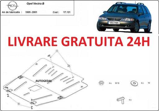 Scut motor metalic otel 2mm Opel Vectra B 1995-2001 COD:17.121