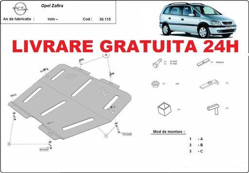 Scut motor metalic otel 2mm Opel Zafira A/B fabricatie 1999-2012 COD:30.115