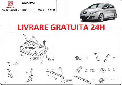 Scut motor metalic otel 2mm Seat Altea 2004-2010 COD:30.141