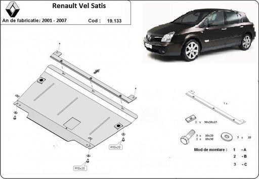 Scut motor Renault Vel Satis 2001-2007