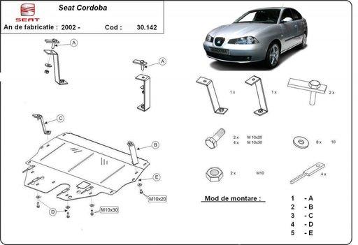 Scut motor Seat Cordoba 2002-2010