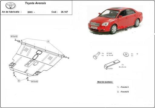 Scut motor Toyota Avensis