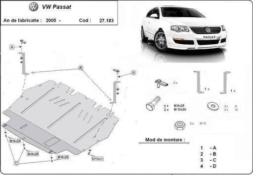 Scut motor VW Passat 2005-2011