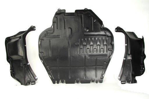 Scut plastic motor complet Vw Golf 4 | IV 1998 - 2006 - producator Rezaw-Plast RP150301 - Piesa Noua