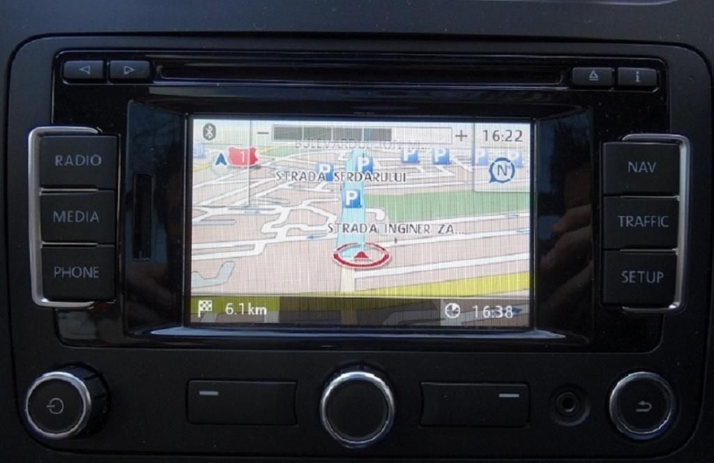 Wonderlijk Sd card RNS 315 Instalare harti navigatie Romania Europa V10 2018 WZ-91