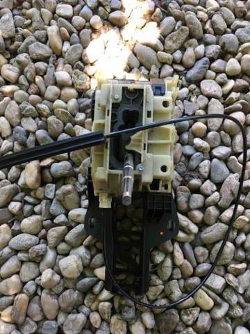 Selector viteze cutie automata mercedes A class w169 an 2005
