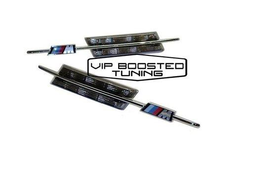 Semnalizari Aripa Led Aspect Smoke BMW E90, E91, E92, E93, E60, E61, E83, E88