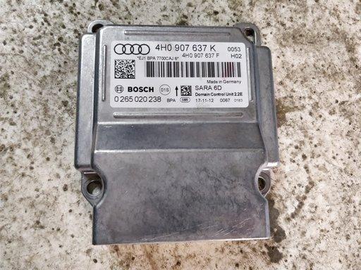 Senzor acceleratie laterala // yawrate sensor Audi A8 4H0907637K