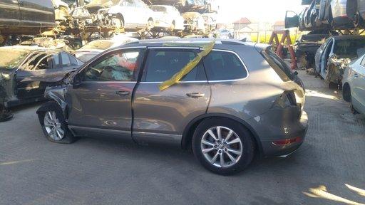 Senzor parcare spate VW Touareg 7P 2013 SUV 3.0 TDI