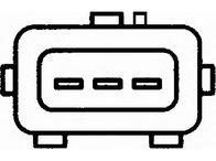 Senzor pozitie clapeta acceleratie VOLVO XC70 CROSS COUNTRY 10/1997 - 08/2007 - producator HELLA 6PX 008 476-331 - 304867 - Piesa Noua