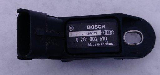 Senzor presiune galerie admisie bosch 0281002510